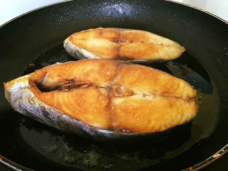 Cá thu một nắng Vũng Tàu ngon, hương vị đậm đà