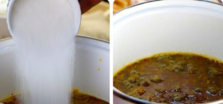 cách nêm gia vị làm nước mắm nêm
