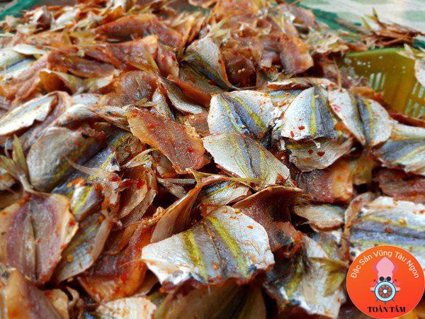 mua khô cá chỉ vàng Vũng Tàu