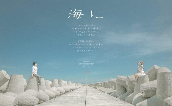 check in cảng cá Bình Châu - cảnh đẹp như phim Hàn