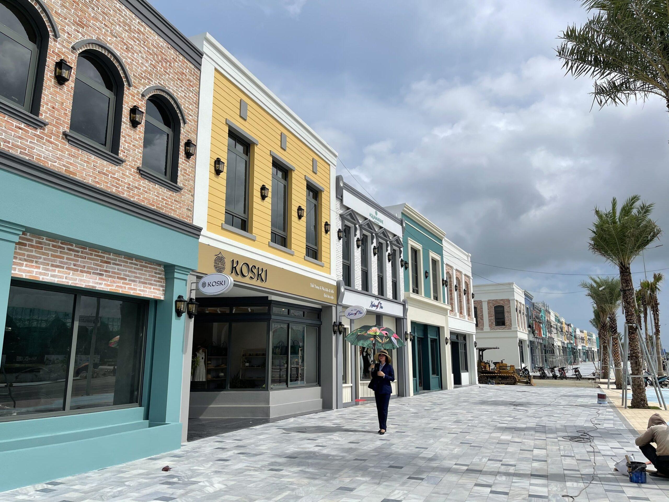 shophouse Novaworld Hồ Tràm - The Tropicana