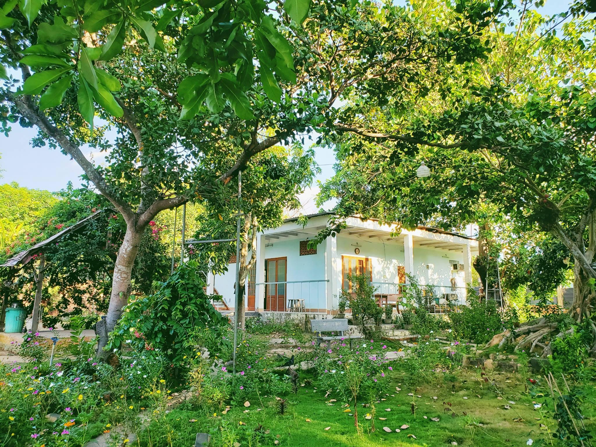 Du lịch Hồ Tràm nên ở Biên Rừng Homestay